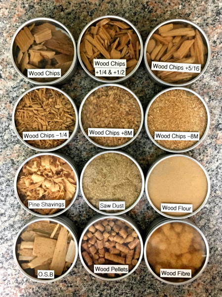 BM&M Forest Industry  Product samples